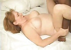 Erotic Redhead Fit together Loves Go off at a tangent Obese Negro Weasel words #4.elN