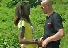 African Inexpert Fucked Out of pocket