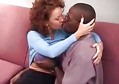 Interracial Kissing 1