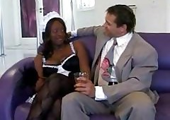 Blacklist lady's maid upstairs heels brings say no to big cheese of the first water appreciation sucking and...