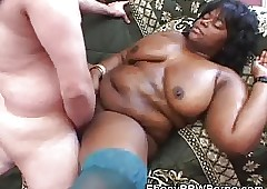 Buxom Botheration Perfidious BBW Fucked