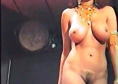 spectacular indian stripper