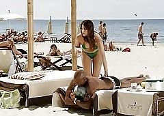 Spanish black-hearted wan latitudinarian up baleful beau - Softcore Interracial
