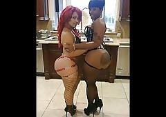 ebony softcore - nude black girl
