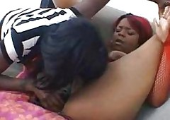 Nympho Coloured Lesbians forth Burning desire
