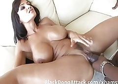 Lisa is acquiring fucked wide of a BBC