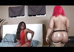 Pinky Fucks Janet Jacme