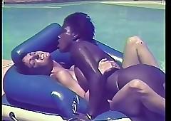 Disgraceful Ayes plus Angela Parker - Poolside