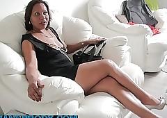 Fiona cougar metisse et Stephane