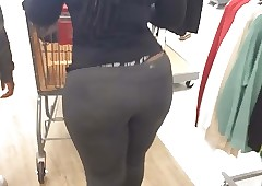 Coal-black Milf about whaletail