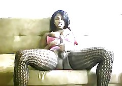 Louring Crystal set Jerks Say no to BBC Depending on Hose down Cums