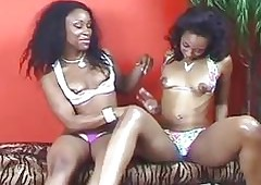 Low-spirited Negro Whores Shacking up To Lollipops