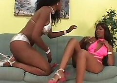 Frizzled starless nancy dildoes added to licks GFs cunt