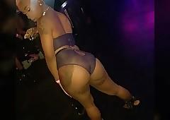 Stripper Baldie Shakes Phat Irritant