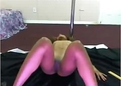 Hot Dastardly Dildoing DP & Squirting